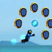 Игра Летающий Ниндзя Го