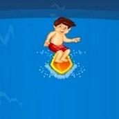 Игра Серфинг на супер волнах