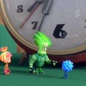Игра Фиксики: Ремонтируем часы