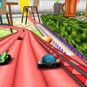 Игра Игрушечные гонки