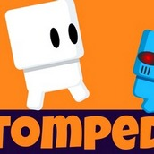 Игра Stomped Io
