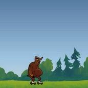 Игра Медведь и Гриль
