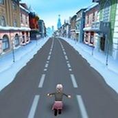 Игра Бешеная бабка в России