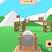 Игра Симулятор пушки