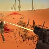 Игра Участник Бури в пустыне