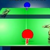 Игра Настольный теннис c любимыми героями