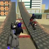 Игра Мотогонщик 3D