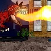 Игра Динозавр Рекс в Париже