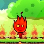 Огонь и Вода на острове монстров