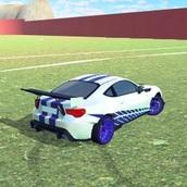 Игра Симулятор автоарена