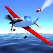 Игра Самолет: ракетное нападение