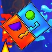 Игра Геометрия огня и воды