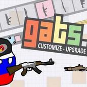 Игра Gats io