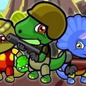 Игра Приключения отряда Дино 2