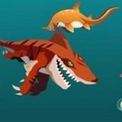 Игра Рыба ест рыбу на двоих и троих