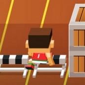 Игра Бег с препятствиями