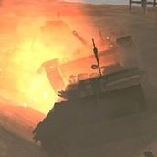 Игра Tank off io