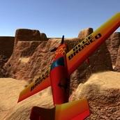 Игра Воздушный гонщик 3D