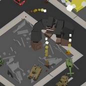 Игра Разрушитель города