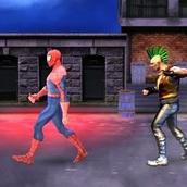 Игра Человек-паук: Страж улиц