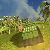 Игра Доставка груза: тропическая дорога