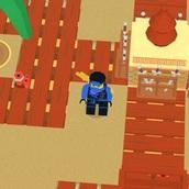 Игра Ниндзя Го: спасение