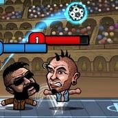 Игра Кукольные футбольные бойцы