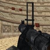 Игра Контр страйк 3Д на арене