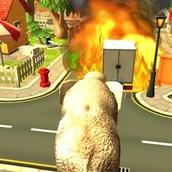 Игра Симулятор животных 3Д