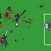 Кровавый футбол 18+