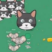 Игра CatMouse io: Кошки мышки Ио