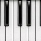 Пианино с управлением мышкой