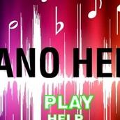 Игра Герой пианино