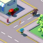 Игра Война городских кубов