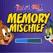 Игра Тренируй память с Томом и Джерри