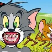 Игра Том и Джерри: Поход к стоматологу