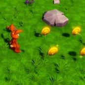 Игра Приключения Банни в 3Д