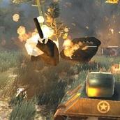 Игра Монолитные танки