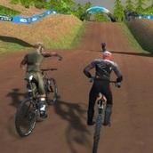 Гонки на велосипедах 3Д