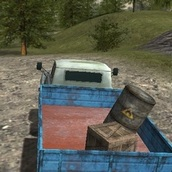 Игра Гонки на грузовиках 2018