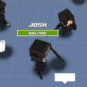 Игра Пиксельный шутер ио