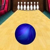 Игра Боулинг 3Д на двоих