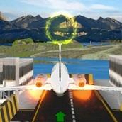 Симмулятор аэроплана 3Д