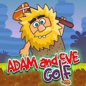 Игра Адам и Ева гольфисты