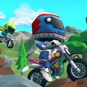 Игра Гонки на мотоциклах 3Д 2018