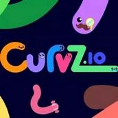 Игра Curvz io