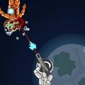 Игра Рикошет в космосе