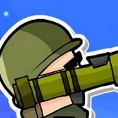 Игра Рикошет с солдатами 3