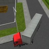 Игра Паркинг трейлеров 3Д