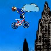 Игра Хот Вилс: Трюки на велосипеде